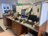 Large Repair Desk Center-No Contents