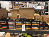 25 assorted Duracell Ultra batteries
