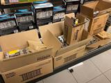 5 cases of Rayovac, Energizer & Duracell Batteries