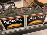 2 Duracell Pro Gel 12v Batteries