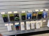 Approx 30 assorted cell phone batteries
