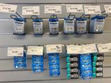 Approx 55 packs of assorted hearing aid/watch batteries