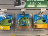 5 assorted vacuum batteries