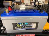 X2 Power, Dual Purpose/Dual Cycle 880 CCA Battery