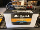 Duracell Ultra Platinum Deep Cycle Marine/RV Battery 680 CCA