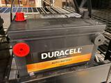 Duracell Ultra Gold Auto Battery 800 CCA