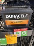 Duracell Ultra 550 CCA Battery