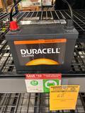 Duracell Ultra 540 CCA Battery