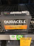 Duracell Ultra 500 CCA Battery