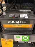 Duracell Ultra 590 CCA Battery