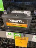 Duracell Ultra Lawn/Garden 230 CCA Battery