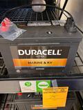 Duracell Ultra Marine/RV 800 CCA Battery