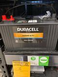 Duracell Ultra Marine/Ultra 650 CCA Battery