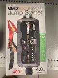 NOCO GB20 Boost Sport Jump Starter
