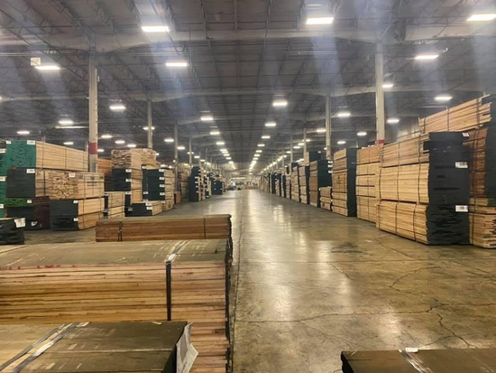 Wholesale Lumber Liquidation