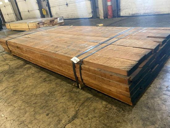 Approx 48 pcs of Prime Cherry Lumber, 5/4 thick