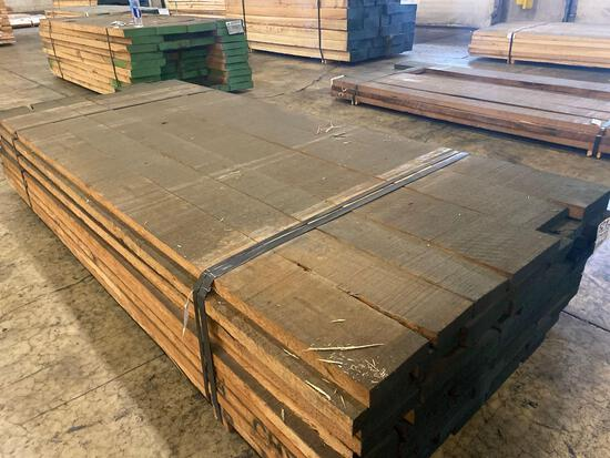 Approx 60 pcs of Prime Cherry Lumber, 5/4 thick