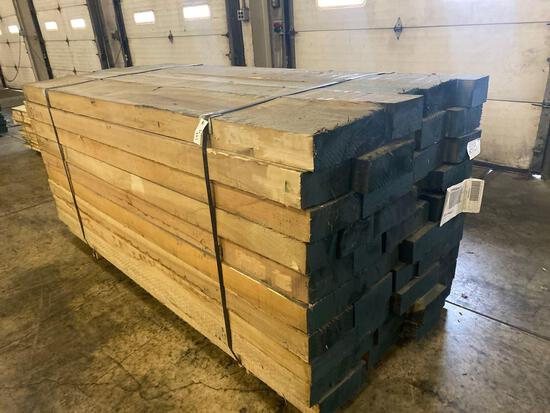 Approx 50 pcs of Prime Poplar Lumber, 16/4 thick