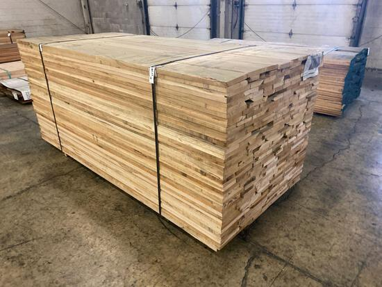 Approx 328 pcs of Maple Lumber, 4/4 thick
