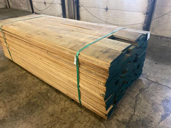Approx 125 pcs of Beech Lumber, 4/4 thick
