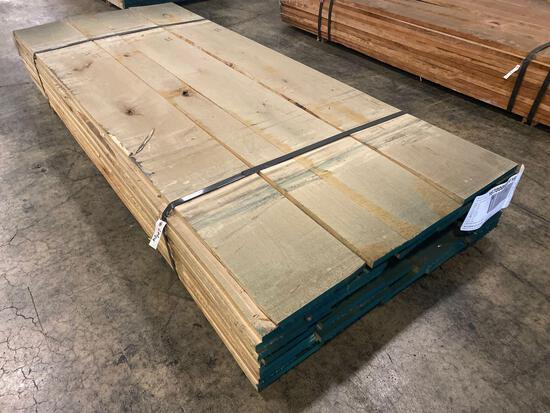 Approx 57 pcs of Maple Lumber, 4/4 thick