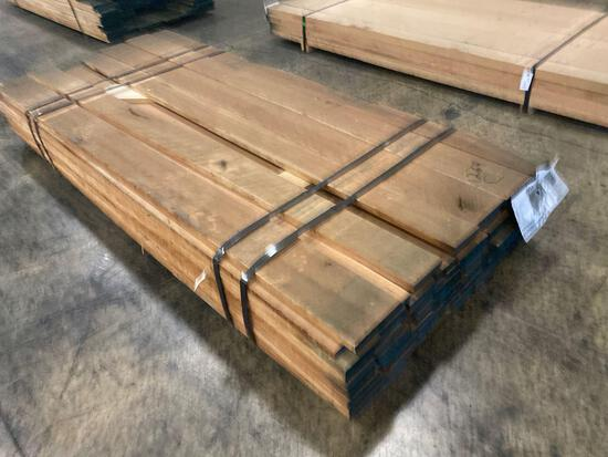Approx 88 pcs of Prime Cherry Lumber, 4/4 thick