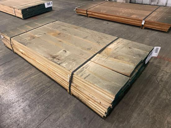 Approx 62 pcs of Maple Lumber, 4/4 thick