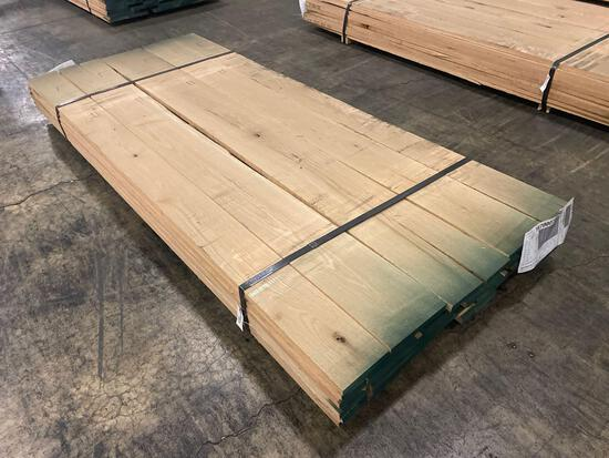 Approx 50 pcs of Oak Lumber, 4/4 thick