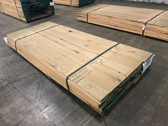 Approx 67 pcs of Oak Lumber, 4/4 thick