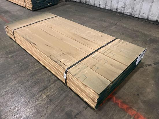 Approx 53 pcs of Oak Lumber, 4/4 thick