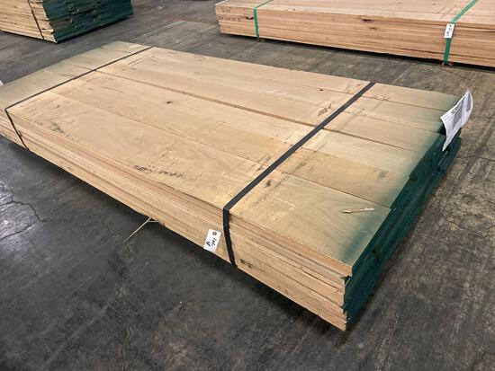 Approx 63 pcs of Oak Lumber, 4/4 thick