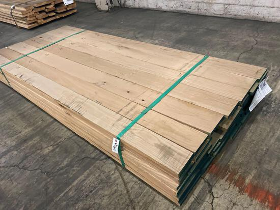 Approx 61 pcs of Oak Lumber, 4/4 thick