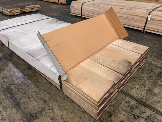 Approx 60 pcs of Maple Lumber, 4/4 thick