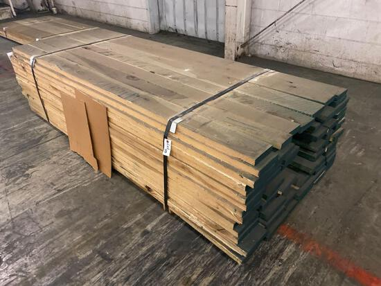 Approx 96 pcs of Poplar Lumber, 5/4 thick