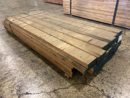 Approx 36 pcs of Red Oak Prime Lumber, 8/4 thick