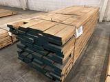 Approx 96 pcs of Oak, 9-10ft, 8/4 thick