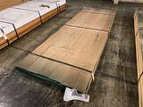 Approx 27 pcs of Prime Red Oak, 9-10ft, 4/4 thick