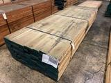 Approx 75 pcs of Poplar, 9-10ft, 5/4 thick