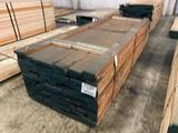 Approx 132 pcs of Prime Cherry, 9-10ft, 5/4 thick