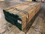 Approx 75 pcs of Common Pine, 8-10ft, 8/4 thick