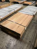 Approx 84 pcs of Prime Oak, 11-12ft, 4/4 thick
