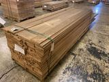 Approx 150 pcs of Oak, 8-12ft, 4/4 thick