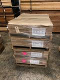 Approx 768 pcs of Alder, 3ft, 1/4 in thick