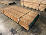 Approx 96 pcs of Prime Cherry Lumber, 4/4 thick