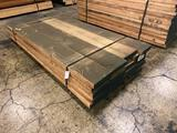 Approx 24 pcs of Prime Red Oak Lumber, 8/4 thick