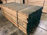 Approx 90 pcs of Prime Red Oak Lumber, 8/4 thick