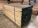 Approx 144 pcs of Ash Lumber, 6/4 thick