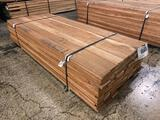 Approx 118 pcs of Prime Cherry Lumber, 4/4 thick
