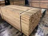 Approx 225 pcs of Ash Lumber, 4/4 thick
