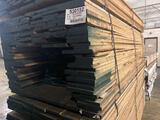 Approx 186 pcs of Hickory Lumber, 4/4 thick